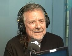 6 June 2017, Robert Plant interviewed on BBC Radio 5 live.