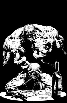 Hulk / Banner Mike Deodato Jr.