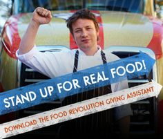 Support better food education by shopping back-to-school with the Food Revolution Giving Assistant!