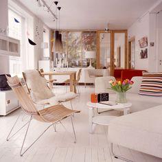 【楽天市場】フィヨルドフィエスタ スキャンディアネット ラウンジチェア / fjordfiesta Scandia Nett Lounge Chair / ハンス・ブラットルゥ デザイン ノルウェー 北欧 復刻 再生産 椅子 /【代引不可 送料無料】:monoHAUS by keyplace/モノハウス