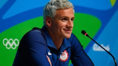Ryan Lochte totally chill about being robbed at gunpointRIO DE JANEIRO BRAZIL - AUGUST 12: Ryan Lochte of the United States attends a press conference in the Main Press Center on Day 7 of the Rio Olympics on August 12 2016 in Rio de Janeiro Brazil. (Photo by Matt Hazlett/Getty Images)  Image: Getty Images  By Keith Wagstaff2016-08-14 19:12:15 UTC  Ryan Lochte is one chill bro. The Olympic swimmer and three others were robbed at gunpoint in Rio on Sunday morning by armed men posing as police…