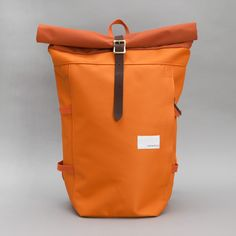 Nanamica Cycling Pack in Orange