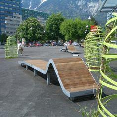 Innsbruck olympic village Austria