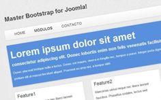 Scoop Innovative Webdesign - Master Bootstrap - Gratis template til Joomla 3