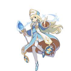 ワールドフリッパー  (ワーフリ、WORLD FLIPPER)公式サイト   Cygames   Citail Character Creation, Game Character, Female Characters, Anime Characters, Game Design, Design Art, Character Design Inspiration, Fantasy World, Magical Girl