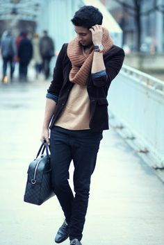 Sami Slimani I Men Fashion Blogger