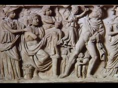 The world of the Ancient Greeks lives on today through its mythology. For countless generations prior to biblical times, tales of gods and goddesses were passed down by storytellers and interwoven into traditions and philosophies. Each city devoted itself to particular gods. But these gods also had human frailties. Where did the pantheon origina...