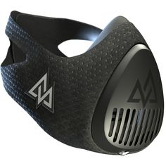 Training Mask [All Black] for Performance Fitness Workout Mask Running Mask Breathing Mask Resistance Mask Cardio Mask The Official Used By Pros Hapkido, Judo, Karate, Breathing Mask, High Intensity Workout, Black Mask, Diy Mask, You Fitness, Black Fitness