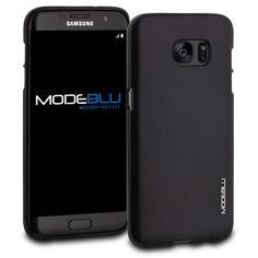 Galaxy S7 Edge Case M-Gel Metallic TPU Gel Series Cover - ModeBlu