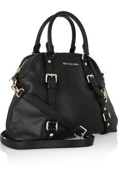 michael michael kors bedford textured leather tote