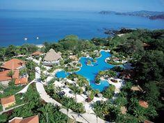 The Westin Golf Resort Spa, Playa Conchal. A luxury all inclusive Costa Rica honeymoon.