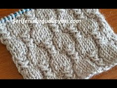 YouTube Knitting Videos, Womens Fashion Online, Crochet Designs, Shag Rug, Lana, Knitted Hats, Diy And Crafts, Winter Hats, Embroidery