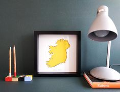Here are the new unique Ireland wall art and Ireland home decors:  These new Ireland map frame will give a chic atmosphere to your house and it will be amazing Ireland gift for housewarming gift! You can customize your 3D World map wall art with names or any quates that you love. The white frames Ireland Map, Ireland Homes, World Map Wall Art, 3d Wall Art, Map Frame, White Frames, Framed Maps, House Warming, Names