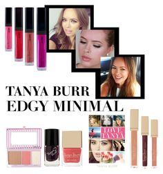 """""""Tanya Burr"""" by crissie-cabrera on Polyvore featuring beauty"""