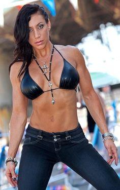 132 Best Female Fitness models images   Fitness models ...
