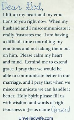 Prayer Of The Day – Miscommunication Leads To Frustration by Mc Elwee Brown Wife. For whatever reason this showed up at the right time! This is why i believe and have faith Prayer For My Marriage, Prayer For The Day, Faith Prayer, My Prayer, Marriage Advice, Love And Marriage, Happy Marriage, Wife Prayer, Sunday Prayer