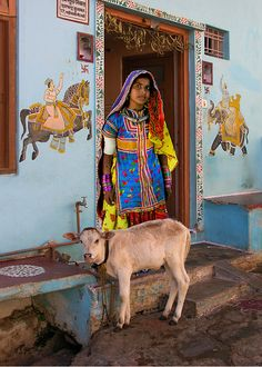 Rajasthan, India by Michael Sheridan
