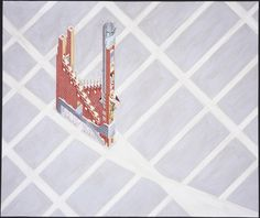 Hotel Sphinx Project, New York, New York (Axonometric). Synthetic polymer paint and ink on paper. Gift of The Howard Gilman Foundation. Architecture and Design Study Architecture, Architecture Drawings, School Architecture, Classical Architecture, Times Square, Broadway, Apple Art, Rem Koolhaas, Famous Architects