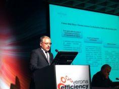 #VES13, Giuseppe Arcucci interviene sulle prospettive dell'#efficienzaenergetica @InvitaliaStampa