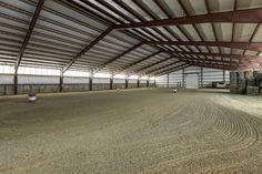 Western Dreams Ranch in Kremlin, Colorado - horse facility
