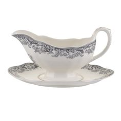 Spode Delamere Rural Sauce Boat and Stand for sale Cake Plate With Dome, Cake Stand With Dome, Cake And Cupcake Stand, Tiered Cake Stands, Tiered Cakes, Acrylic Cake Stands, Boat Stands, Crystal Cake Stand, Wrendale Designs