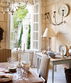 Pillanatok — (via Laetitia Maison, egy bájos hotel Provence |...