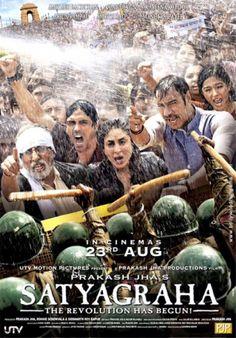 Satyagraha 2013 BRRip 480p 400MB Hindi Movie