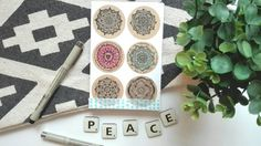 Browse unique items from ByNoona on Etsy, a global marketplace of handmade, vintage and creative goods. Happy Planner, Are You Happy, Stickers, Creative, Handmade, Etsy, Hand Made, Decals, Handarbeit