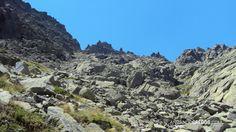 La Puerta Falsa y la Cresta del Gran Galayo a Los Pelaos