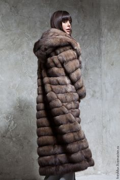 I love Fur and Ladies in Fur Sable Fur Coat, Fur Coat Fashion, Fabulous Furs, Ice Queen, Fur Jacket, Fashion Photo, Vintage Outfits, Vintage Clothing, Women Wear