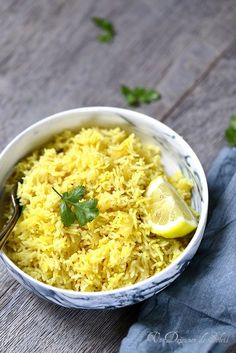 Rice pilaf and three tips for success - rice Indian Food Recipes, Ethnic Recipes, Pasta, Risotto, Healthy Dinner Recipes, Coco, Food Videos, Quinoa, Good Food