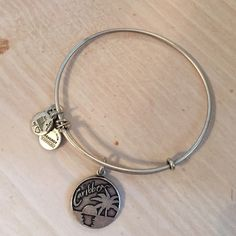 Alex & Ani Jewelry - Caribbean Alex & Ani in Silver