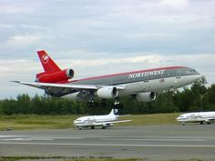 Photo Northwest Airlines McDonnell Douglas DC-10-40 N152US