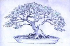 Waistline Archives - New Ideas Tree Line Drawing, Tree Drawings, Drawing S, Tree Outline, Tattoo Outline, Bonsai Tree Tattoos, Japanese Bonsai Tree, Tree Nails, Bonsai Trees