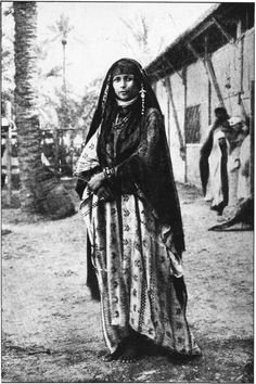 woman from Iraq
