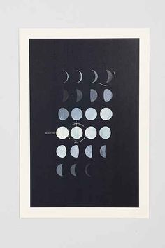 Curious Prints Constellation Hanging Dowel Print - Urban Outfitters