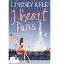 Favourite reads from Demi-Leigh Wharton - I Heart Paris by Lindsey Kelk