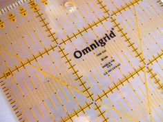 Omnigrid Prym 15 x 30 cm  Universal Ruler with centimetre Scale by LoveEllieBagMaking Find it now at http://ift.tt/2koEMM8!