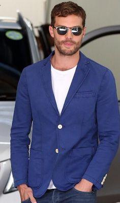 Jamie Dornan, August 30 #JamieDornan