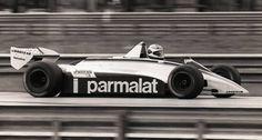 Pole position. No treino para o GP Brasil, Piquet faz o melhor tempo e larga na frente