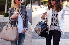 Το γυναικείο σακάκι αποτελεί υπέροχη ιδέα για επαγγελματικό look, κομψό βραδινό στυλ, αλλά και street style εμφανίσεις. Προτάσεις