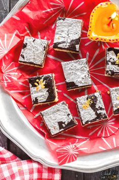 Easy to make double layer Chocolate Burfi! An easy to make sweet which will be…