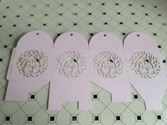 20 wedding Cage boxes no included ribbon by mooncakeshop on Etsy, $20.00