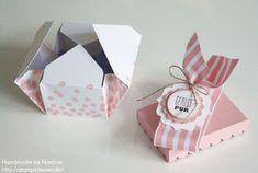 Stampin Up Box Goodie Schachtel Verpackung Give Away Envelope Punch Board Stanz- und Falzbrett fuer Umschlaege Stempelset Dotty Angels Stempelset Sags mit Faehnchen 036