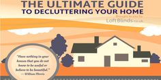 How to Declutter Your Home | MakeUseOf.com Great #infographic from great site!