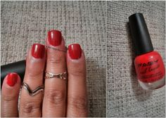 Today's Manicure Monday features a classic red manicure from Faby called Faby's Red*. Faby is a nail lacquer brand that is cruelt. Red Manicure, Nails, Big 5, Cruelty Free, Classic, Beautiful, Finger Nails, Derby, Ongles
