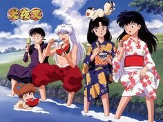 Animes and mangas...Aishiteru!!!: INUYASHA