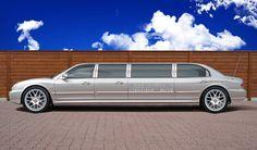 Home made Hyundai Sonata EF limousine