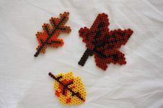 HAMA d'automne - Les bricoles d'une p'tite lulu