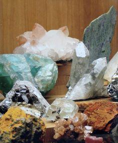 Rocks & Minerals Print